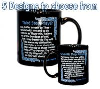 Choice of Recovery Coffee Mugs