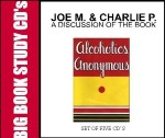 Big Book Study JOE McQ. & CHARLIE P. - 5 CD Set