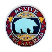 Revive the Sacred Recovery Coin with Great Spirit Prayer