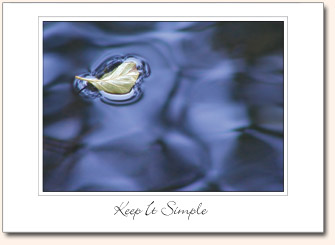 Recovery-Greeting-Cards - Keep It Simple